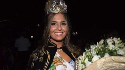 Giuliana Frare, Reina de la Ciudad de Mendoza 2018.