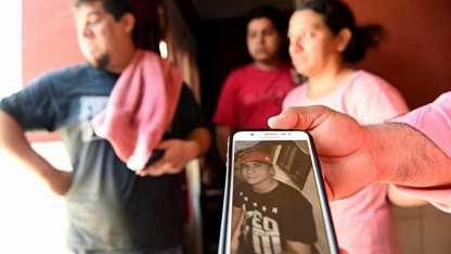 La familia del fallecido asegura que la chica era