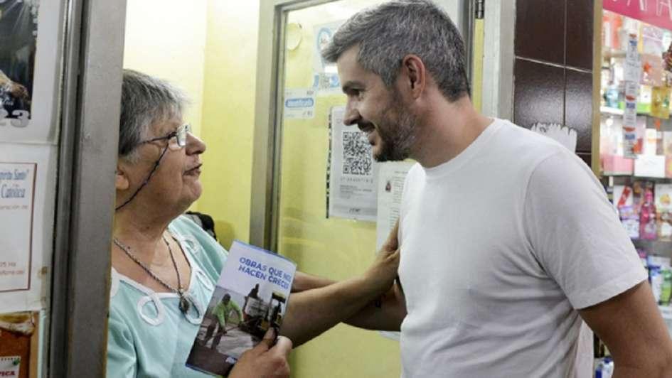 Vidal encabezó el primer timbreo de Cambiemos del año