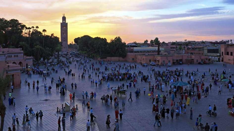 Marrakech: universo paralelo