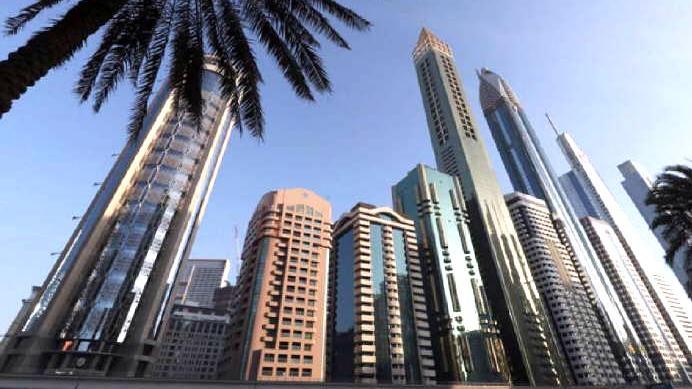 Dubai lo hizo: el hotel más alto del mundo