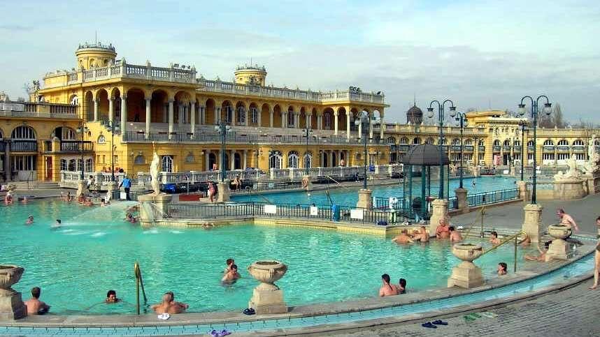 Budapest-Kel - Por Juan bautista Correa