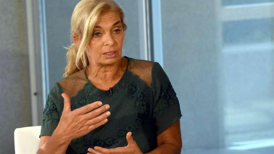"""Laura Montero: """"Hay que derribar los mandatos que aún persisten sobre el rol de la mujer"""""""