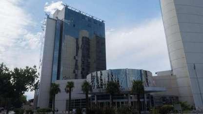 El Hotel Intercontinental fue ampliado para ser una de las sedes de la cumbre.