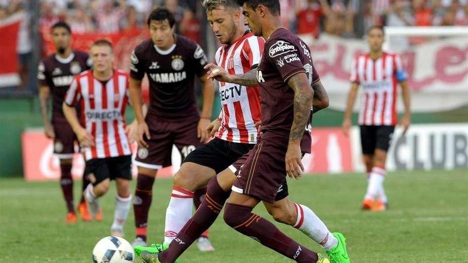 Lanús y Estudiantes terminaron sin goles