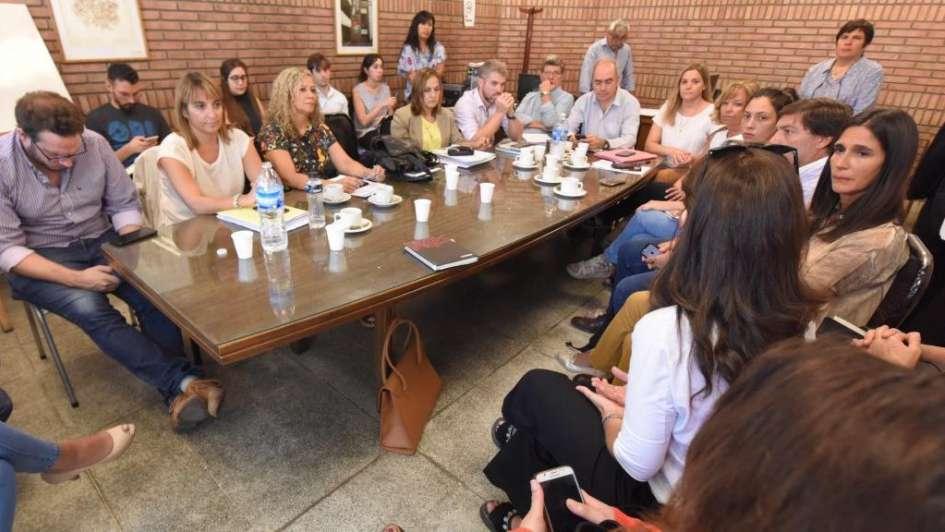 Presentan el borrador de ley de paridad de género en Mendoza