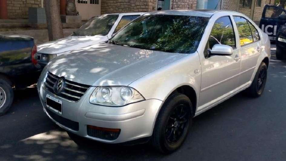 Secuestraron en Guaymallén un auto robado gracias al lector de patentes