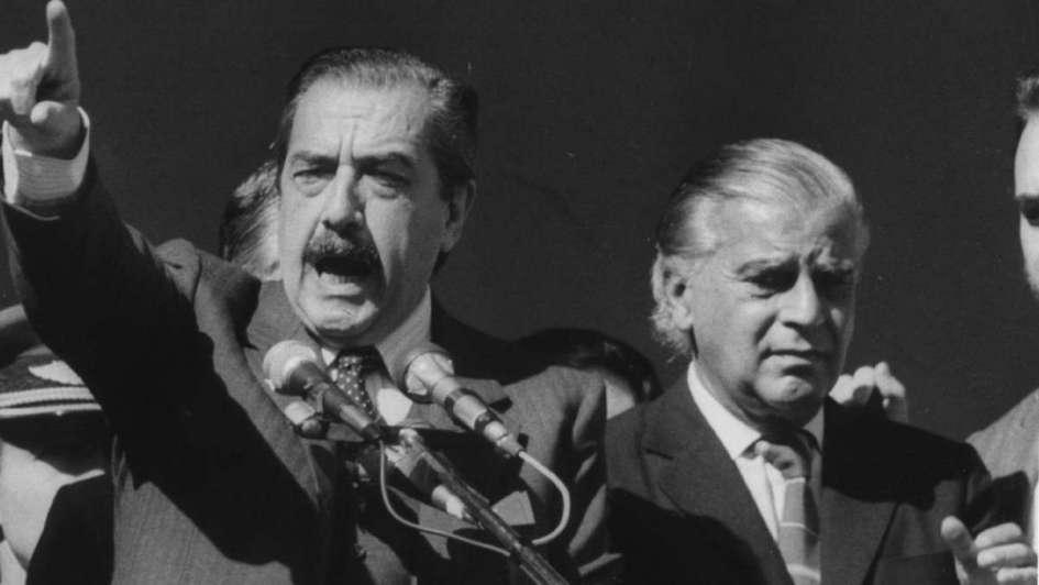 Recordaron a Raúl Alfonsín a 91 años de su nacimiento