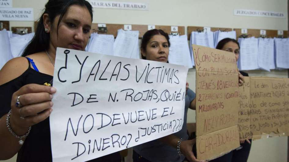 La fiscal pide investigar a la Túpac Amaru local por lavado de dinero