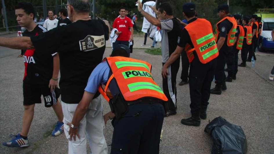 Más de 1.500 efectivos afectados al operativo de seguridad para el Superclásico