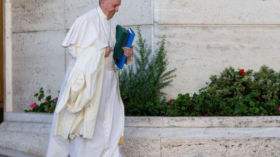Los momentos más importantes de cinco años de papado de Francisco