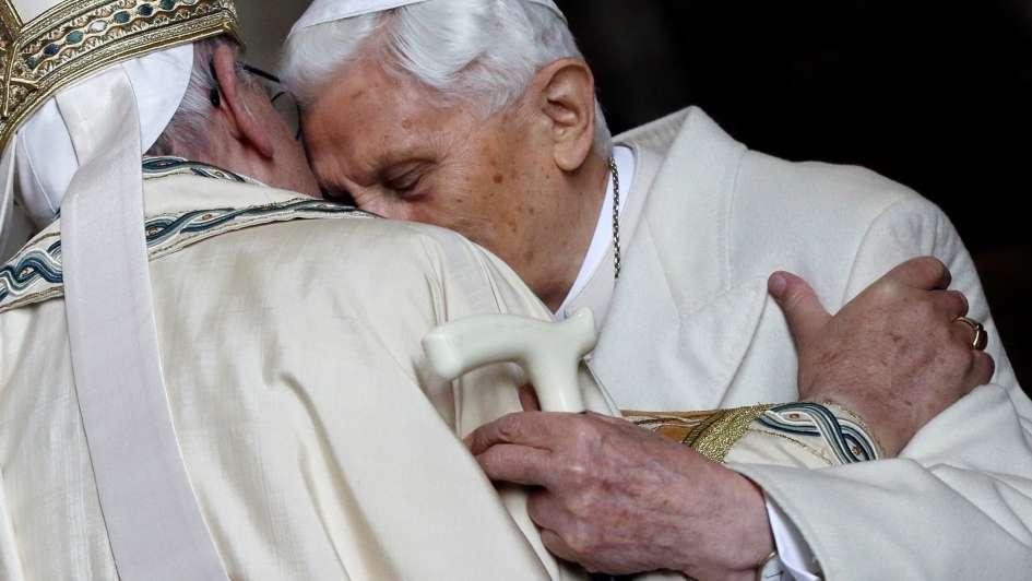 Los cinco años de Bergoglio en fotos
