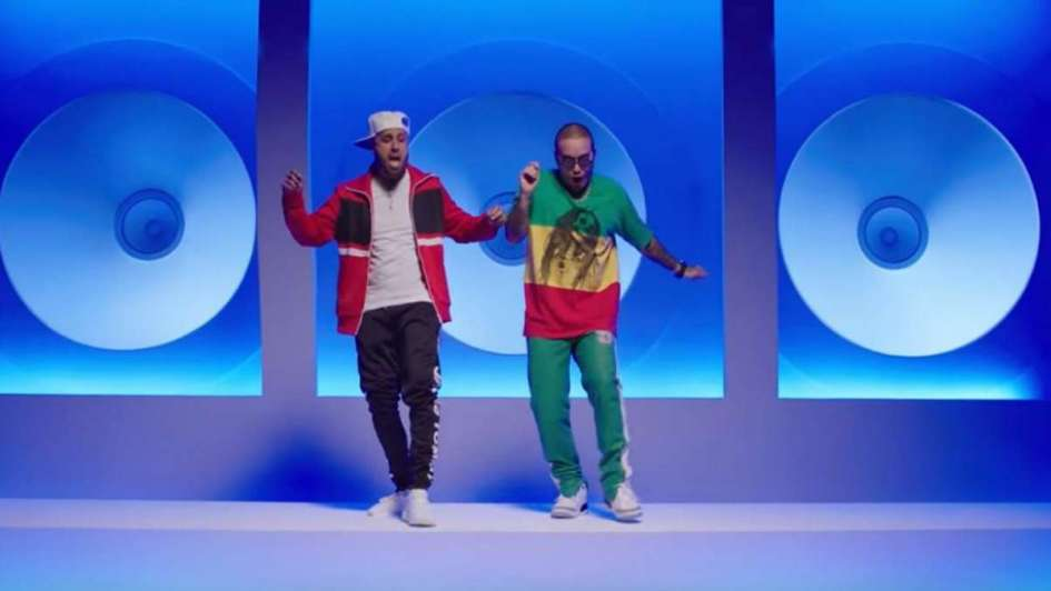 Nicky Jam y J Balvin increíble éxito de su tema