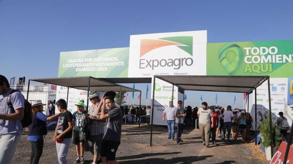 Hoy arranca una nueva edición de Expoagro
