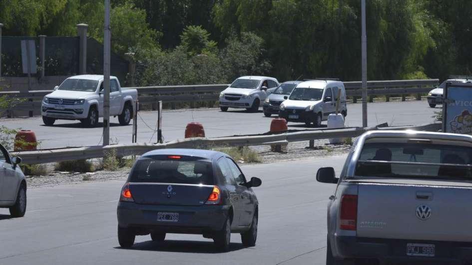 Ya está en marcha la reforma de la Costanera y la obra se hará sin interrumpir el tránsito