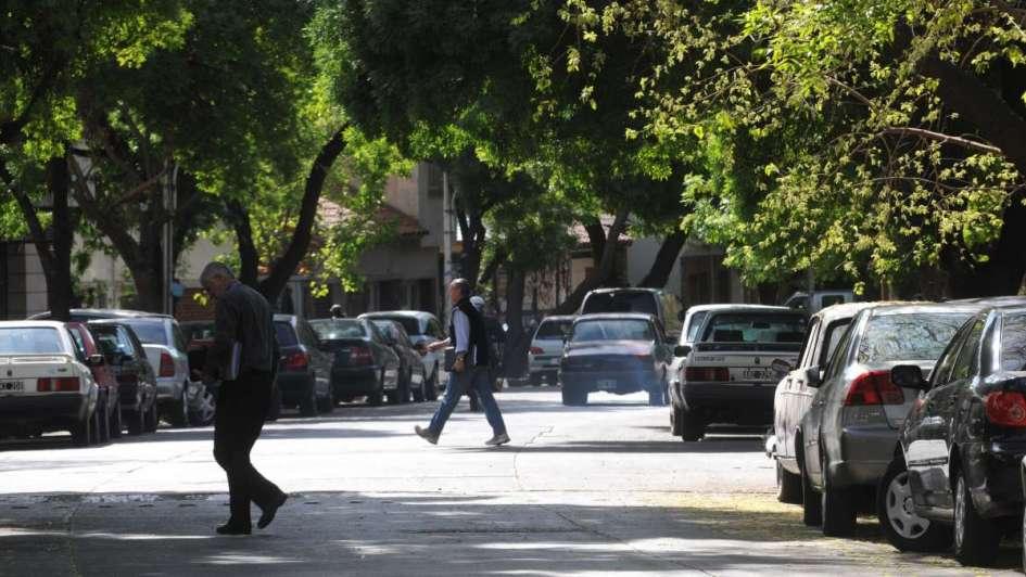 B° Bombal: La calle Comandante Fossa tendrá un solo sentido de circulación