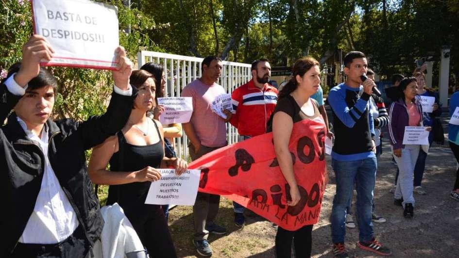 Santa Rosa y su crisis sin fin: Trigo fue amenazada de muerte