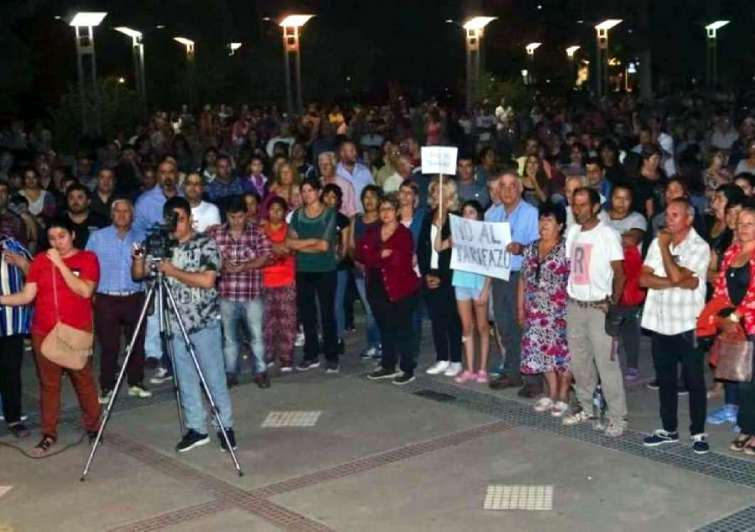 Alvear protestó por las tarifas eléctricas