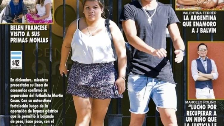 Morena Rial ya bajó 45 kilos y luce así