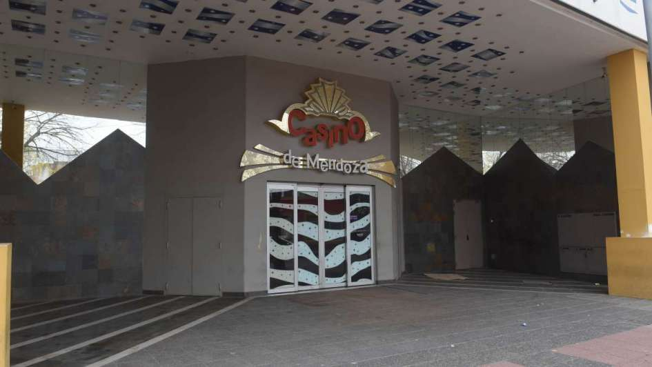 Mañana no abrirá el Casino de Mendoza