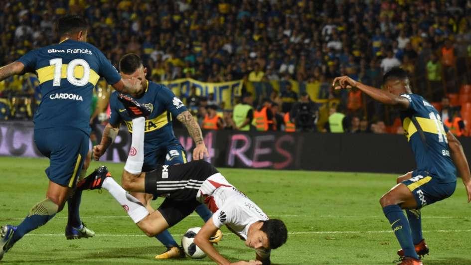 River venció a Boca, festejó en el Malvinas y es el campeón de la Supercopa