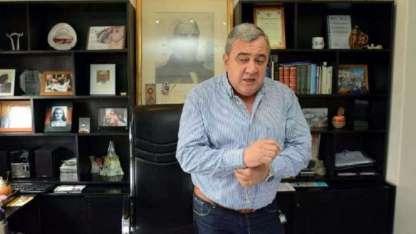 Rubén Miranda preguntó a Peña sobre posibles cambios en los impuestos a la cerveza.