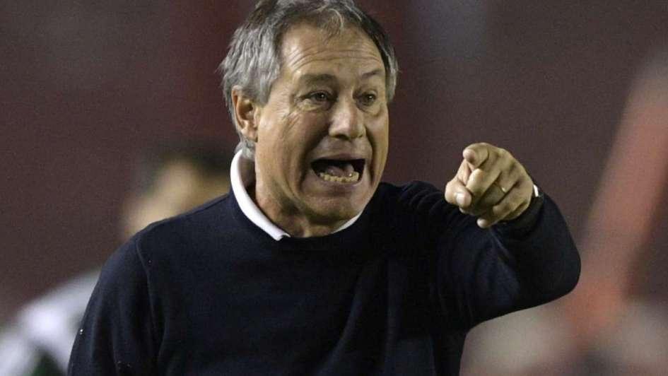 Russo no dirigirá a Millonarios ante Independiente