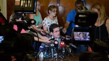 El fiscal adjunto Gonzalo Nazar