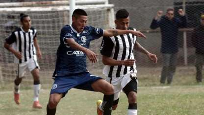 Se disputó el 26 de setiembre del año pasado y, en Barrancas, terminó 0 a 0.