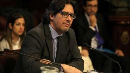 Germán Garavano, ministro de Justicia y Derechos Humanos.