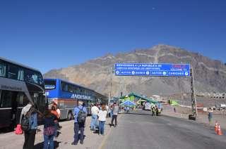 El flujo de tránsito fue más ágil en Los Libertadores. Cruzaron 237 mil personas en enero y febrero.