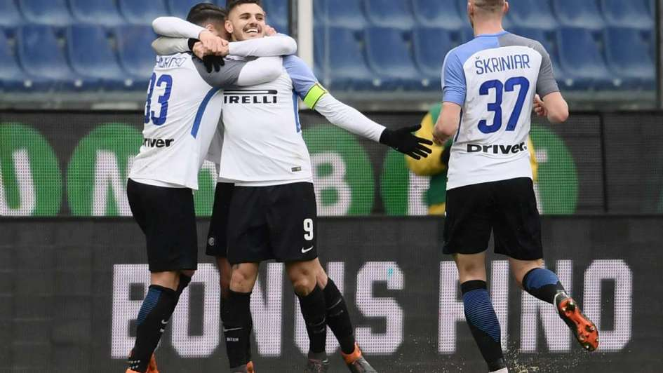 Sampdoria vs Inter de Milán, Serie A 2018 — Partido en vivo