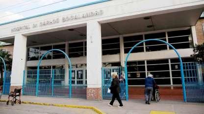 hospital Bocalandro de Tres de Febrero.