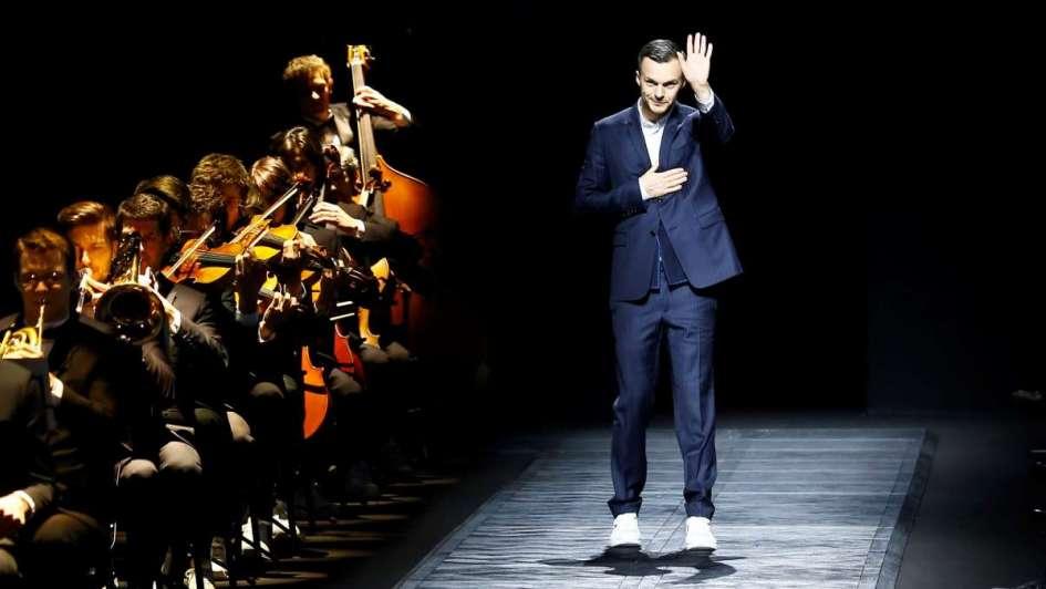 Termina la era Kris Van Assche en Dior