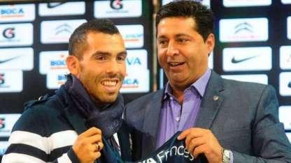 Una de las grandes apuestas de Angelici fue el regreso de Tevez.