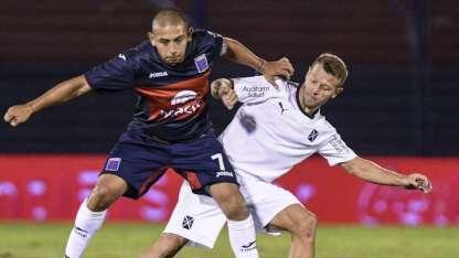 Independiente dejó punto en su visita a Victoria.