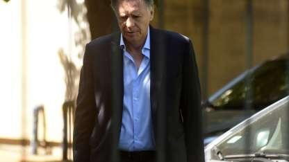 Cristóbal López una de las cabezas del grupo Indalo.