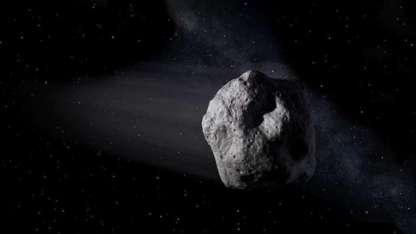Bennu llegaría a la Tierra en 2135.