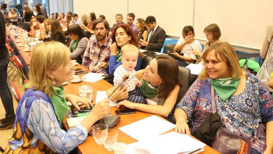 VIDEO| Seguí en vivo el debate por la legalización del aborto