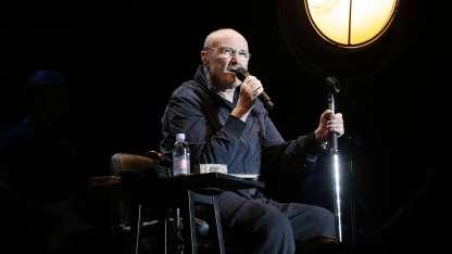 Phil Collins en Buenos Aires
