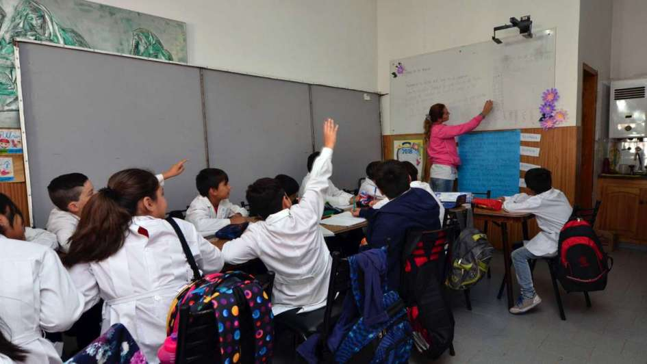 Pruebas Aprender 2017: según Macri, mejoramos en Sociales, Lengua y Naturales