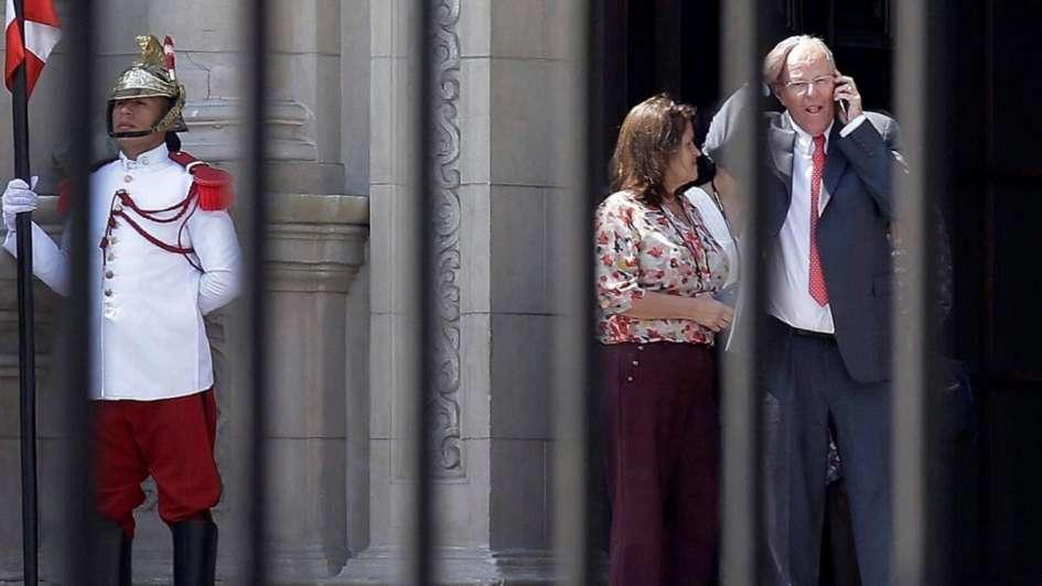 Terremoto político en Perú: renunció el presidente Kuczynski