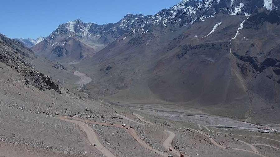 Alerta por vientos intensos en la zona cordillerana de Mendoza
