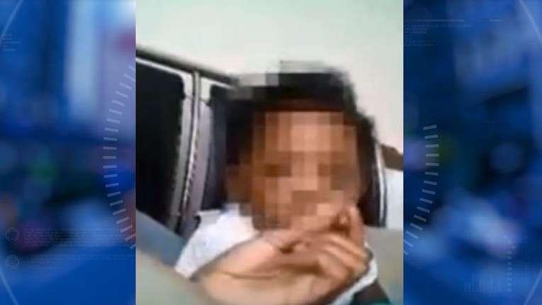 Arrestan a madre que obligó a su bebé a fumar marihuana