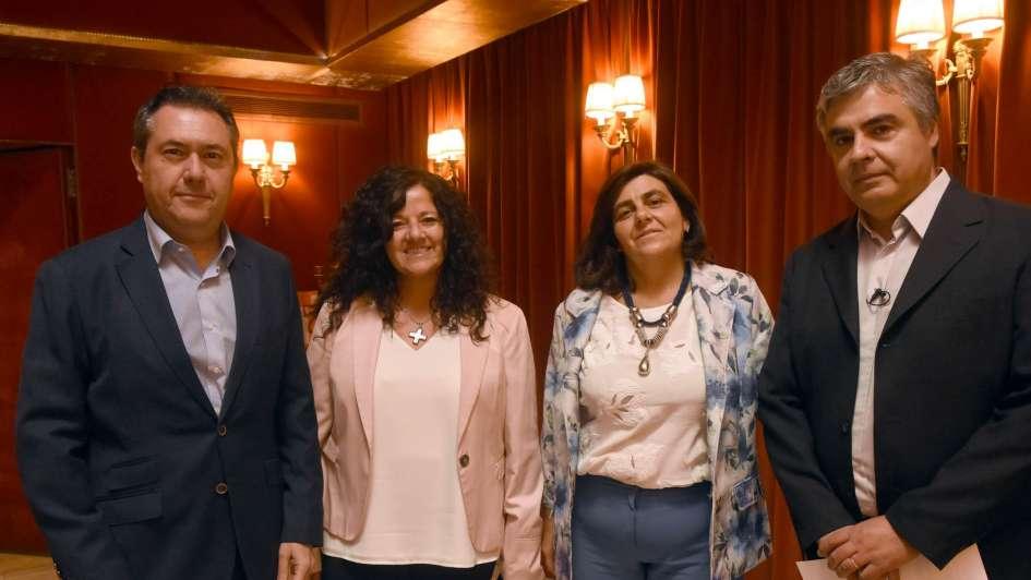 Ciclo de Encuentros de Los Andes: tres ciudades y sus desafíos