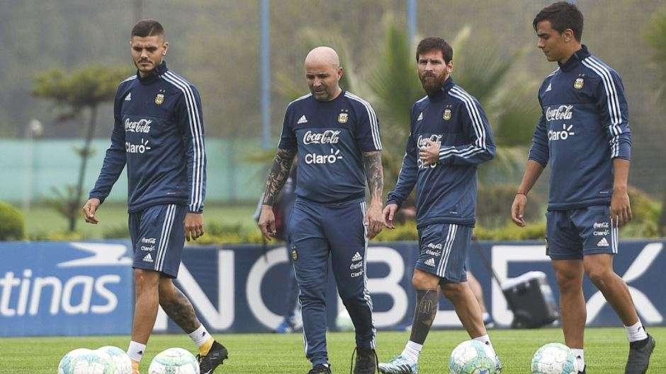Dybala e Icardi podrían estar fuera de la Selección: Sampaoli