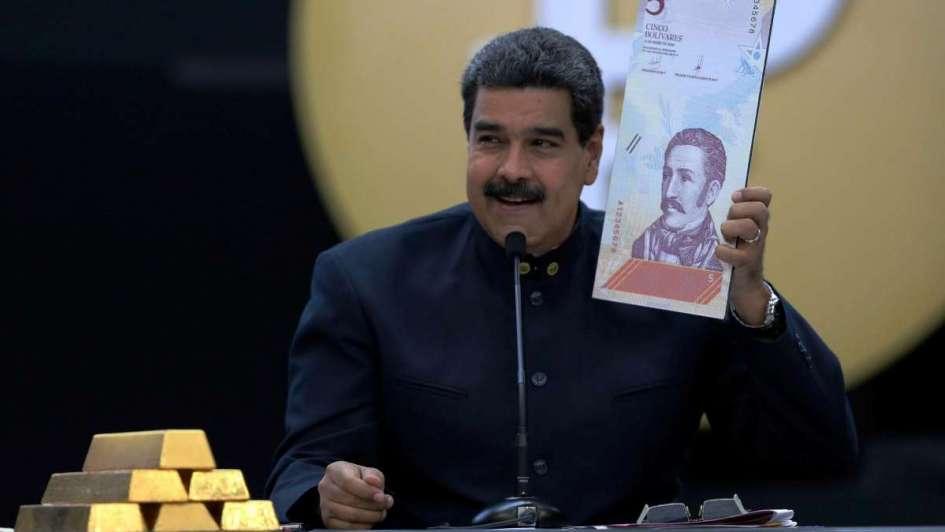 Washington aumenta las sanciones contra Venezuela