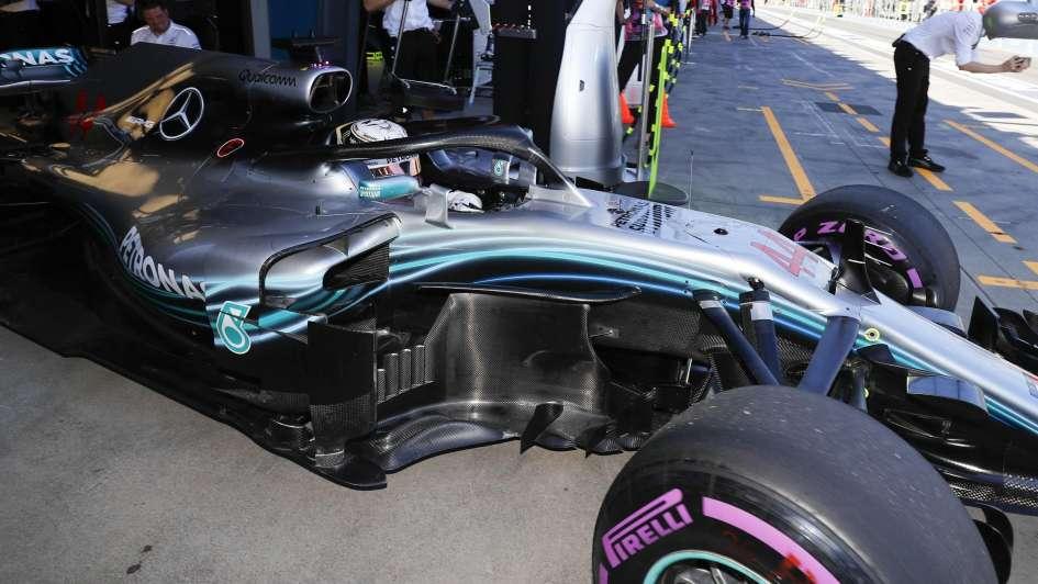 Checo, listo para el inicio de Fórmula 1