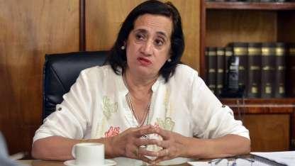 La intendente de Santa Rosa, Norma Trigo, se metió en el debate de género y candidaturas