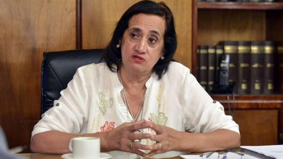 """Norma Trigo: """"La vicegobernación es una cuestión de capacidad, no de género"""""""